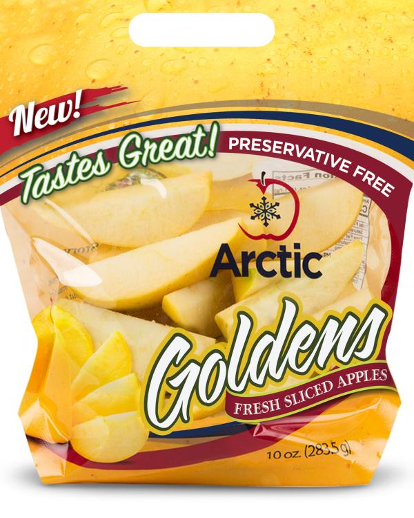 Pacote de maçãs árticas