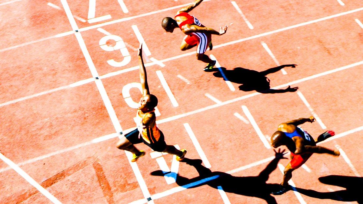 corrida esporte