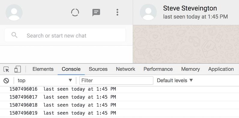 Brecha no WhatsApp permite saber com quem e a que hora você conversa