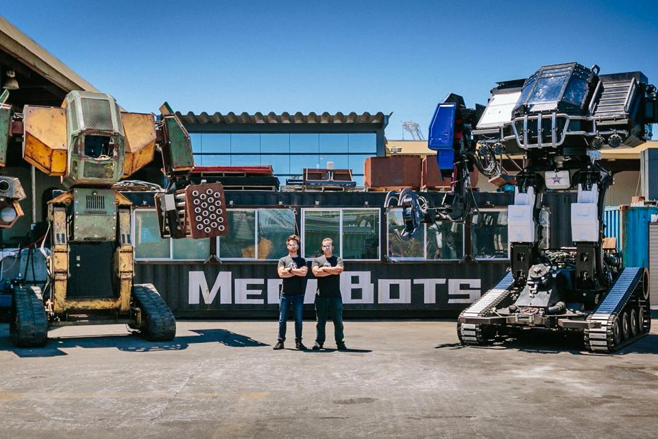 Imagem de Disputa imperdível entre EUA e Japão com robôs gigantes é semana que vem! no tecmundo