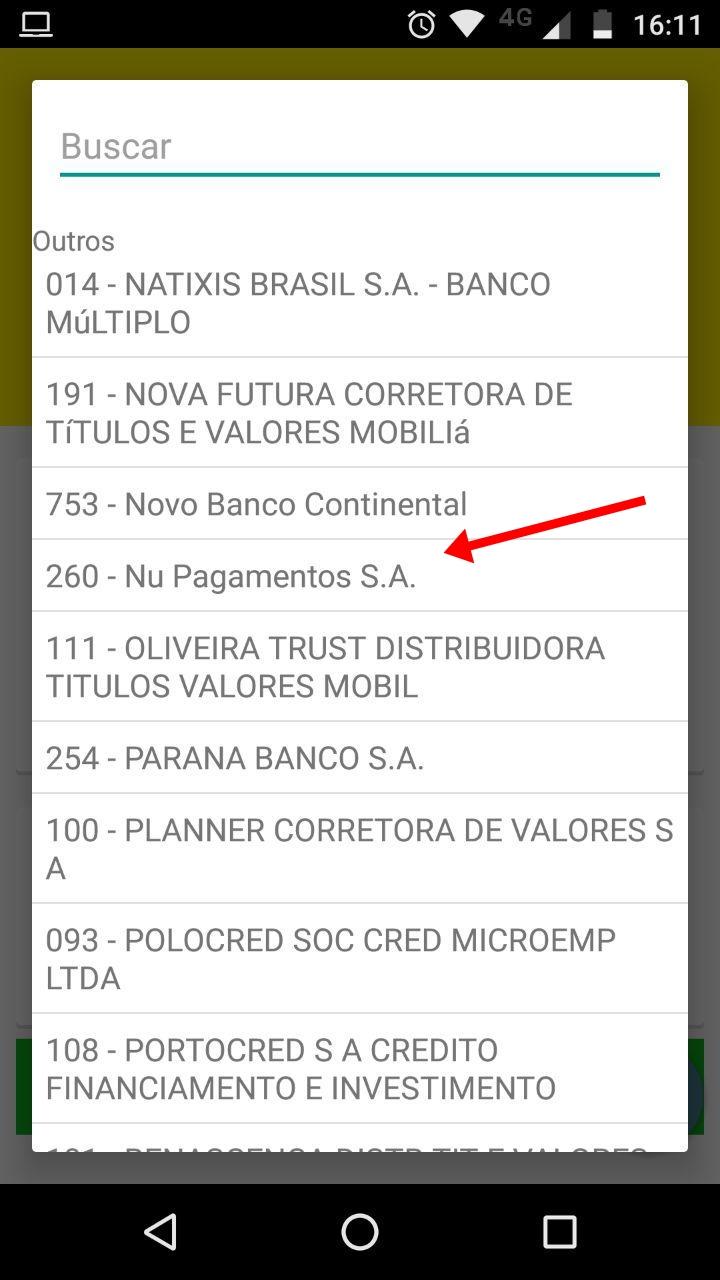 Nubank banco