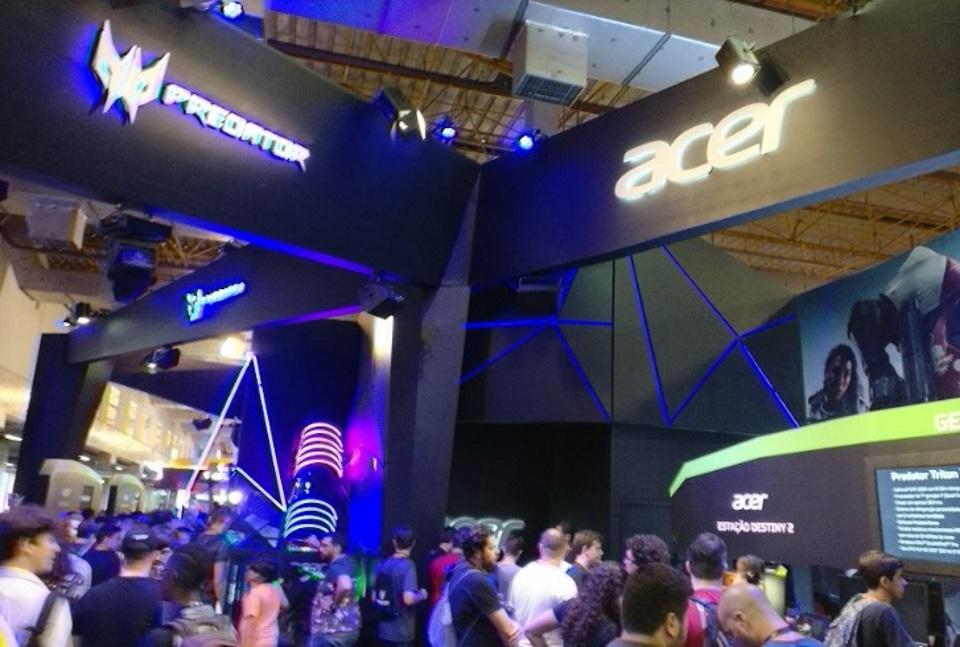 Imagem de Acer traz portfólio variado e poderoso de PCs e acessórios na BGS 2017 no tecmundo