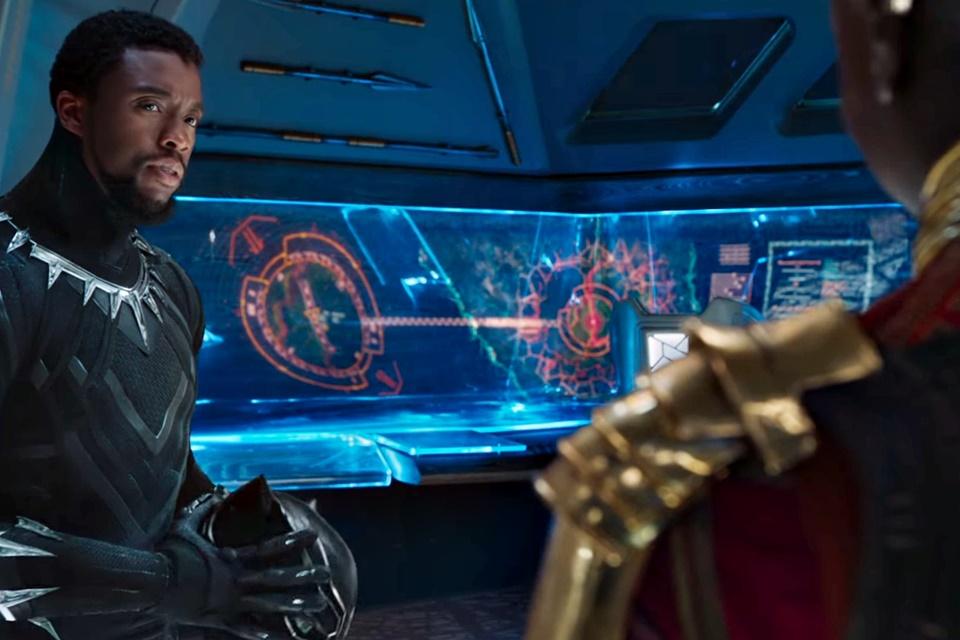 Imagem de Marvel exibe Wakanda hi-tech no 1º trailer completo de Pantera Negra no tecmundo