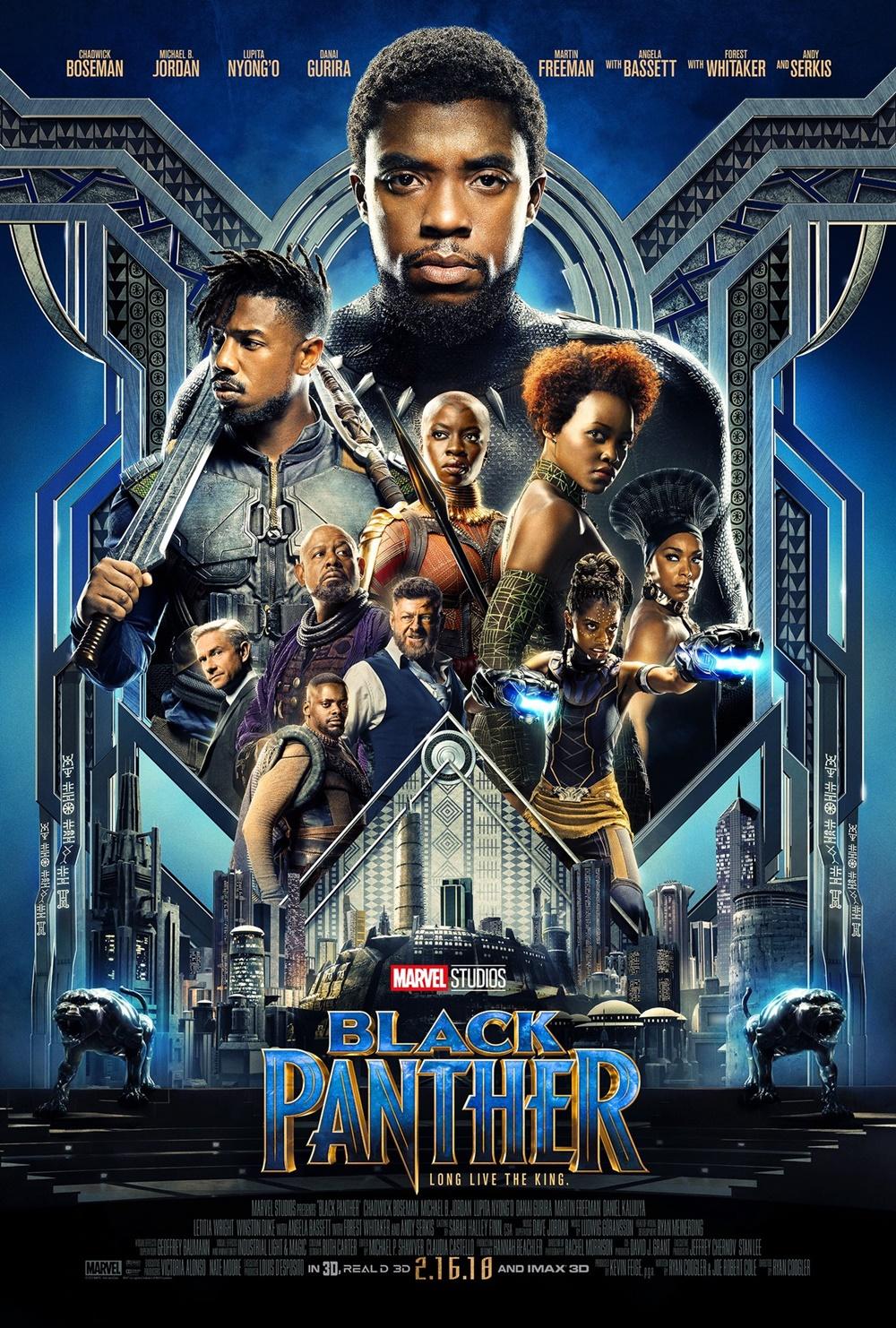 Pantera Negra pôster