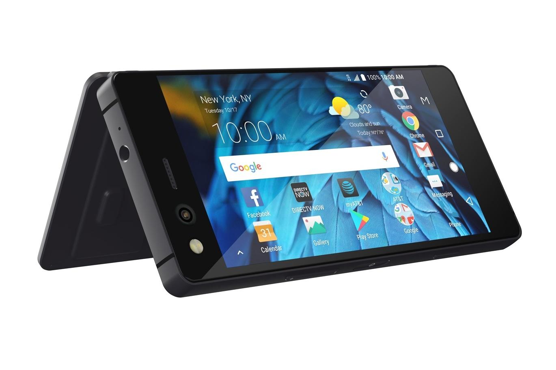 Imagem de ZTE apresenta o Axon M, um smartphone dobrável com duas telas no tecmundo