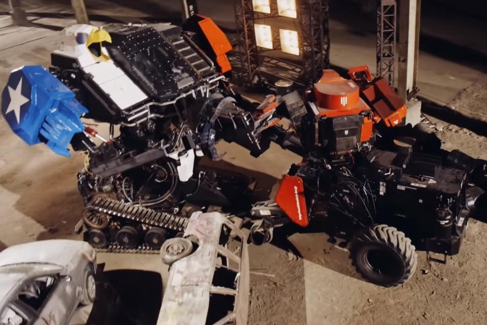 Imagem de Batalha entre MegaBot e Kuratas finalmente acontece – e EUA leva a vitória no tecmundo
