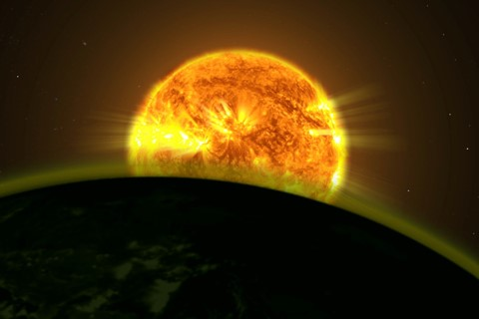 Imagem de Novo estudo da NASA pode facilitar a identificação de planetas habitáveis no tecmundo