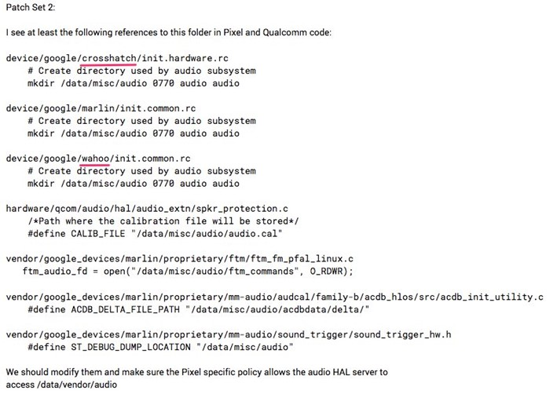 Código Aberto do Android