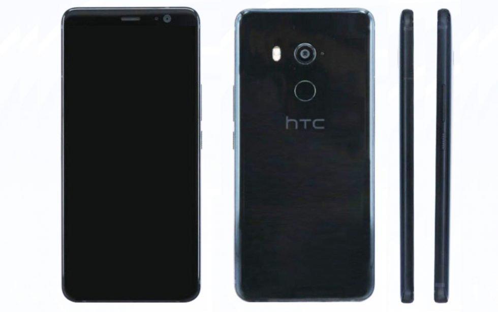 Imagens HTC U11 Plus