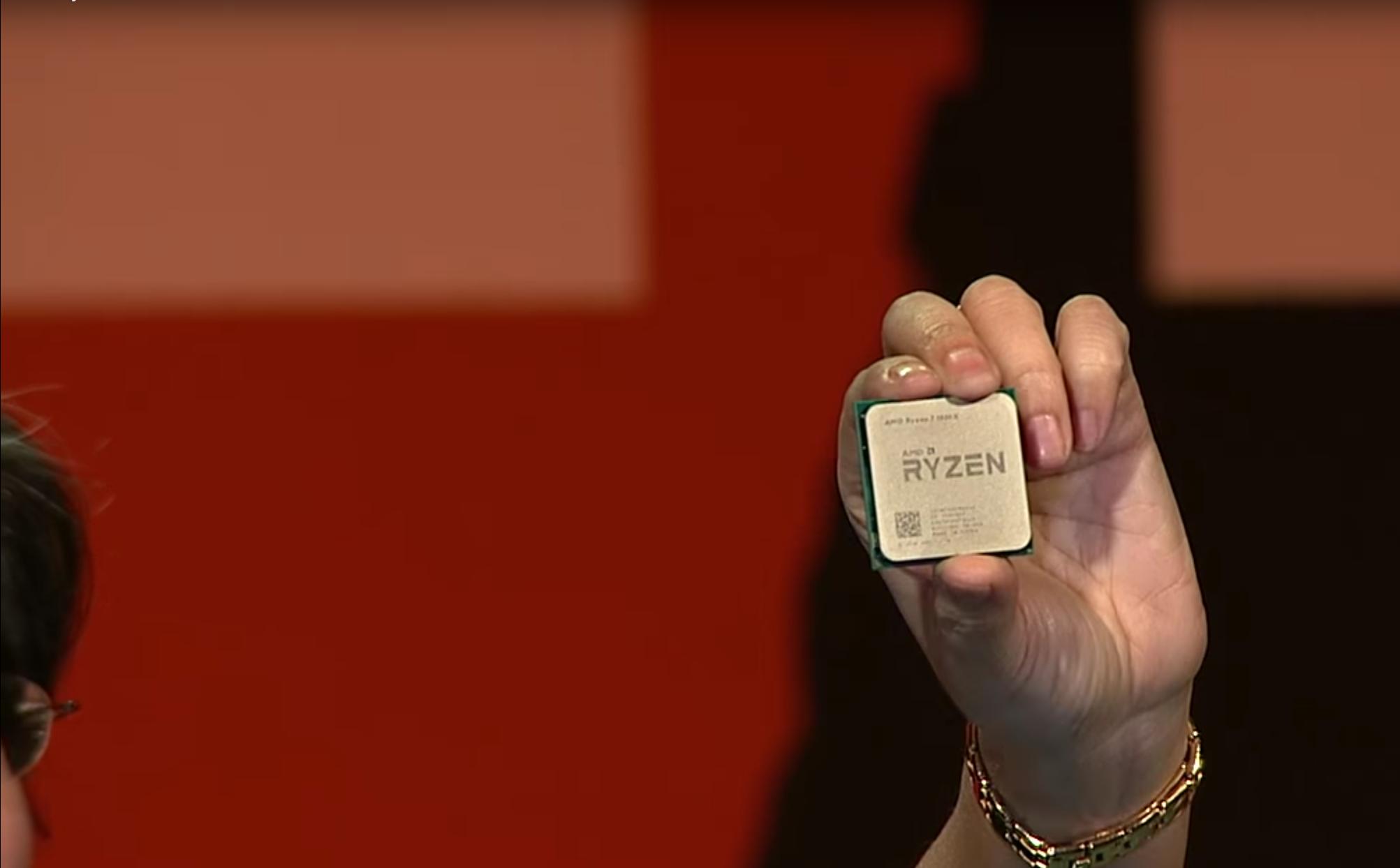 ryzen processador