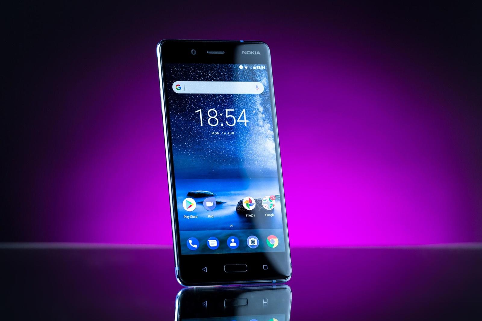 Imagem de Tela do Nokia 8 é considerada pior que a do Pixel 2 XL no tecmundo