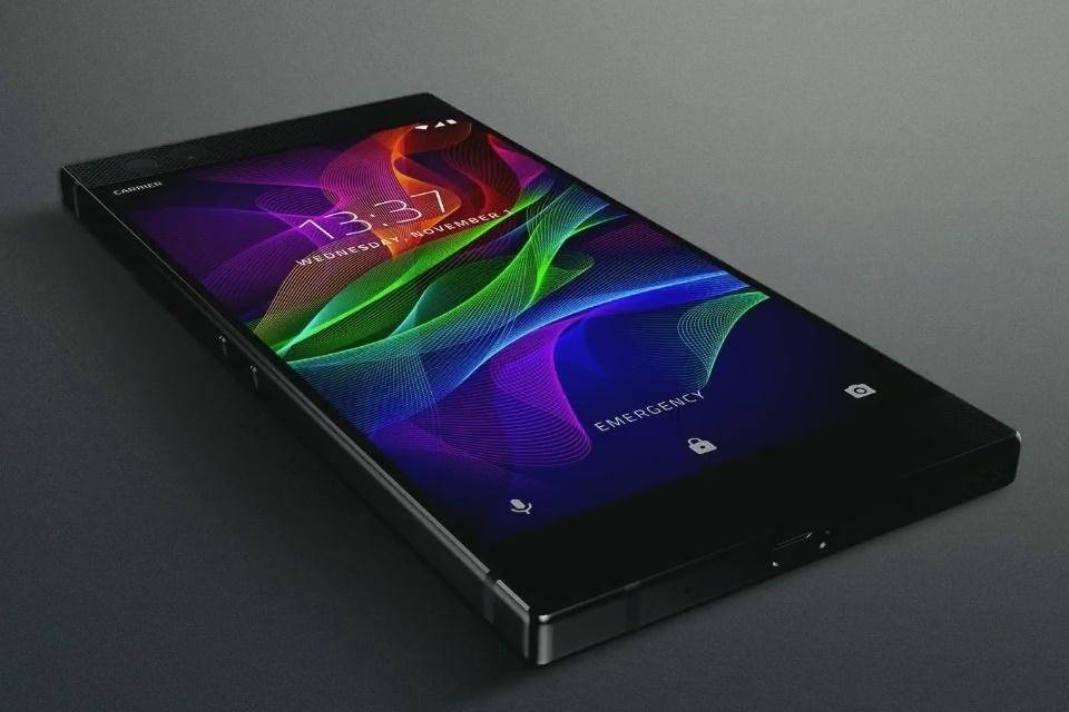 Imagem de Feito para gamers: Razer Phone é anunciado oficialmente no tecmundo