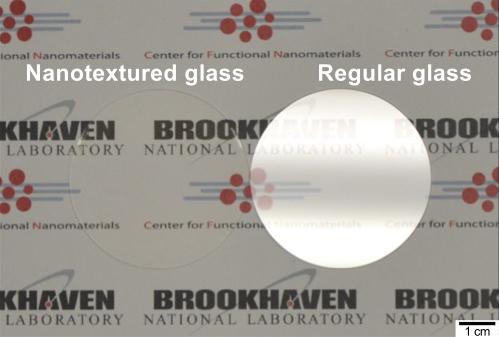 Comparação vidros