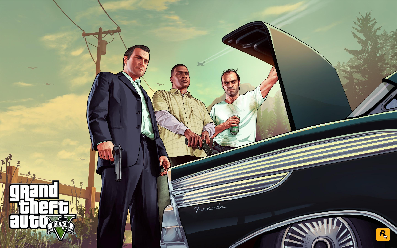Grand Theft Auto V já vendeu 85 milhões de cópias