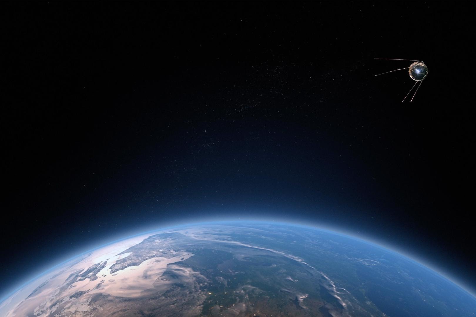 Imagem de Primeira 'nação espacial' humana é oficialmente colocada em órbita no tecmundo
