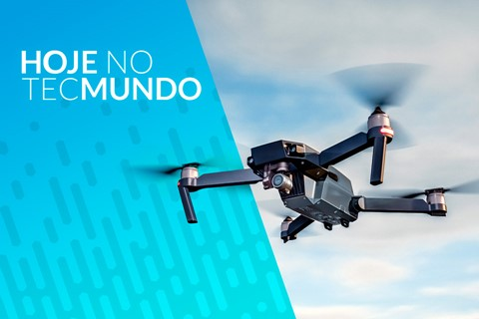 Imagem de Black Friday chinesa, drone tumultuando Congonhas e mais - Hoje no TecMundo no tecmundo