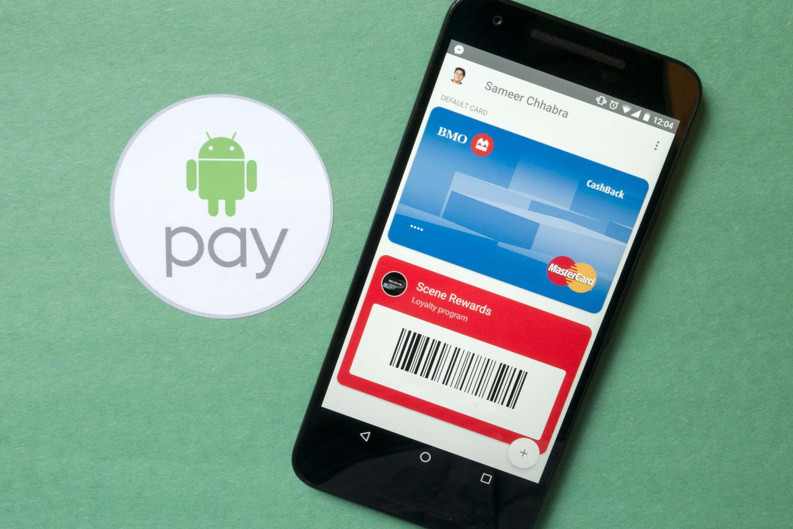 Imagem de Android Pay chega oficialmente ao Brasil; veja se seu cartão é compatível no tecmundo