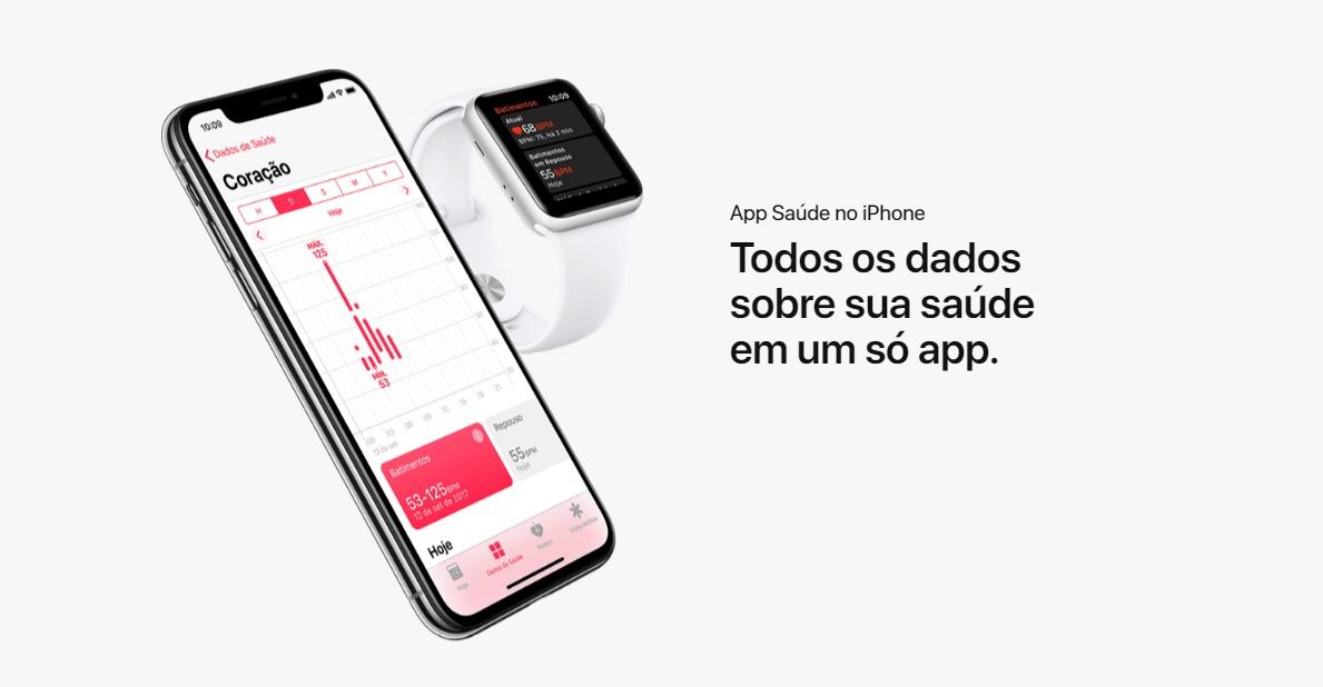 Apple Watch saúde