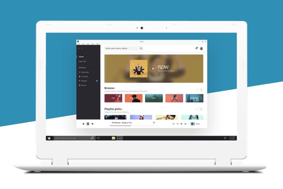 Imagem de Novo app desktop do Deezer tem músicas sem perda de qualidade e mais extras no tecmundo