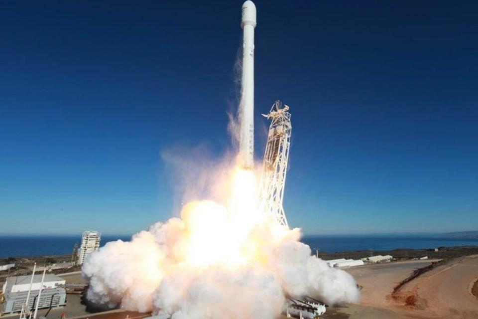 """Imagem de Mistério: SpaceX vai enviar carga secreta de codinome """"Zuma"""" para o espaço no tecmundo"""