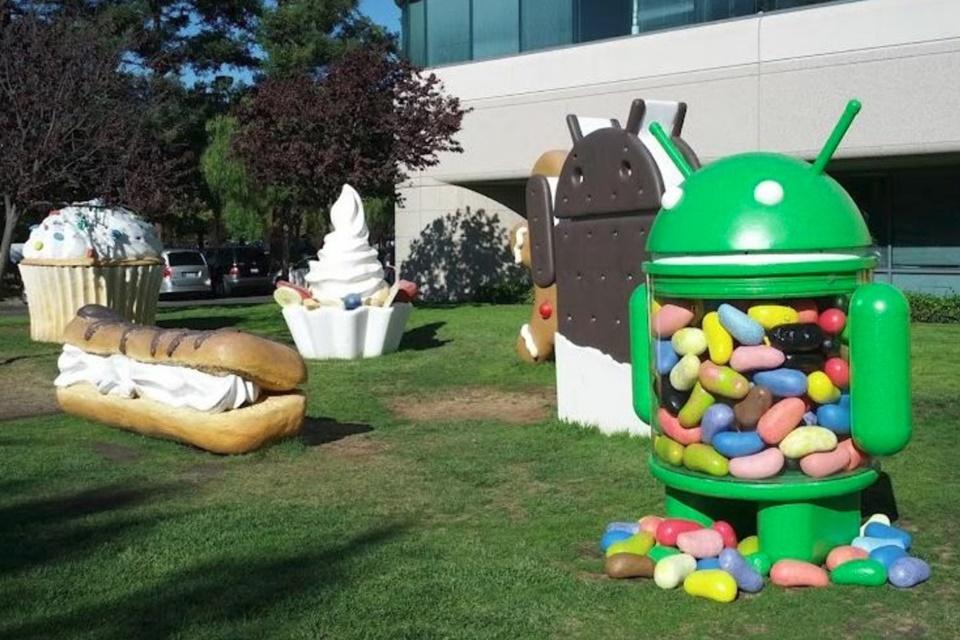 Imagem de Android já tem um bilhão de aparelhos desatualizados há dois anos ou mais no tecmundo