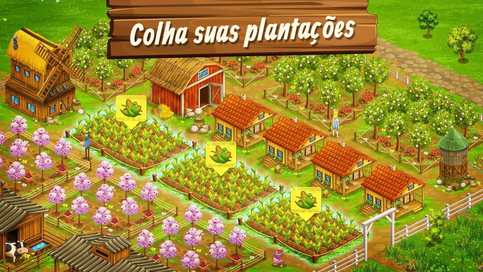 Big Farm: Mobile Harvest