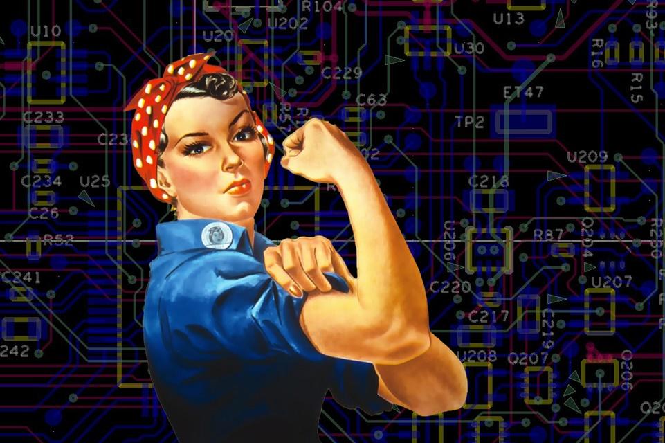 Imagem de Estudo diz que mulheres são melhores que homens no setor de tecnologia no tecmundo