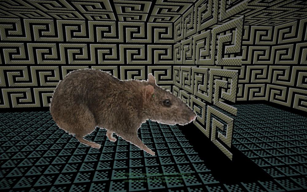 Windows 95 labirinto
