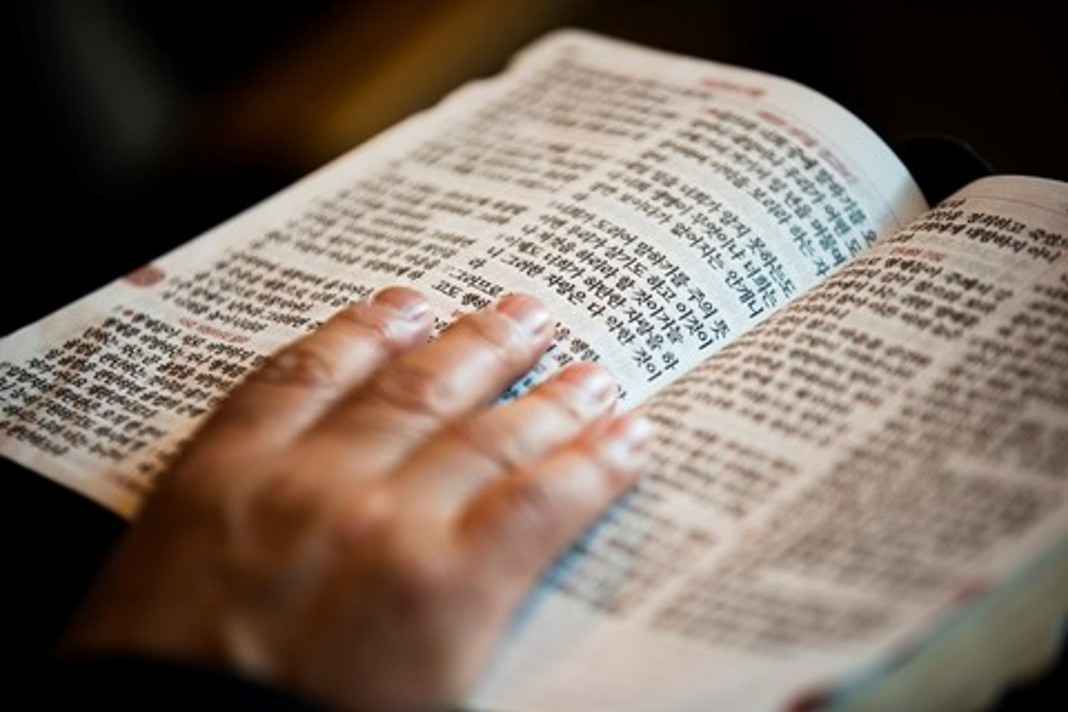 Imagem de Bíblia em coreano é app malicioso que transforma smartphones em botnets no tecmundo