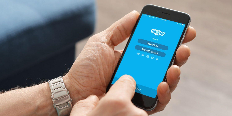 Imagem de Skype é removido das lojas online da Apple e da Google na China no tecmundo