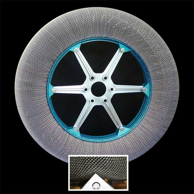 Spring Tire