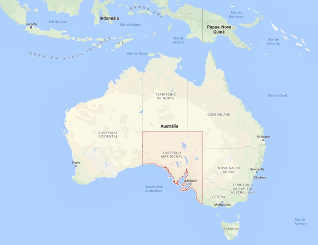 Austrália Meridional