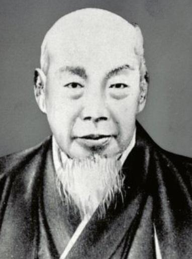 Uma foto de Tanaka Hisashige.