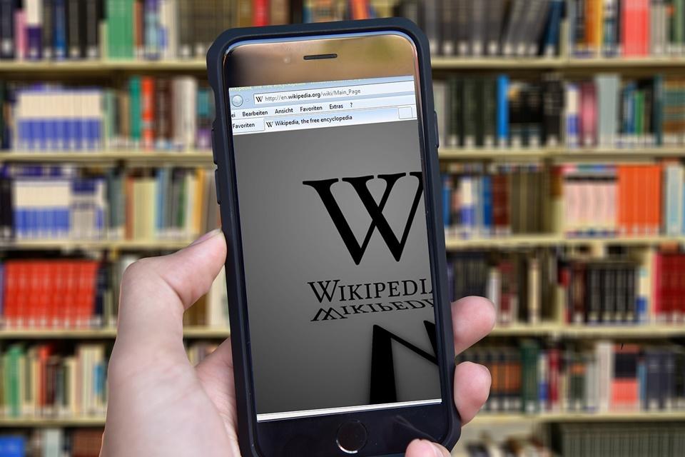 """Imagem de Versão """"dark web"""" da Wikipédia permite acesso em países proibidos no tecmundo"""