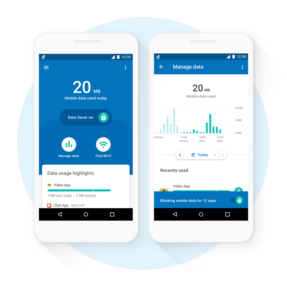 Google Datally gerencia internet 4G no Android para economizar dados