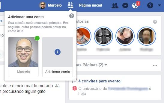 facebook perfil site