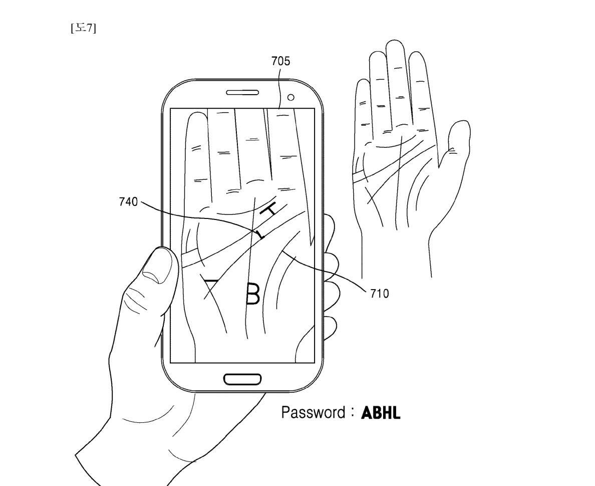 Patente de palma da mão