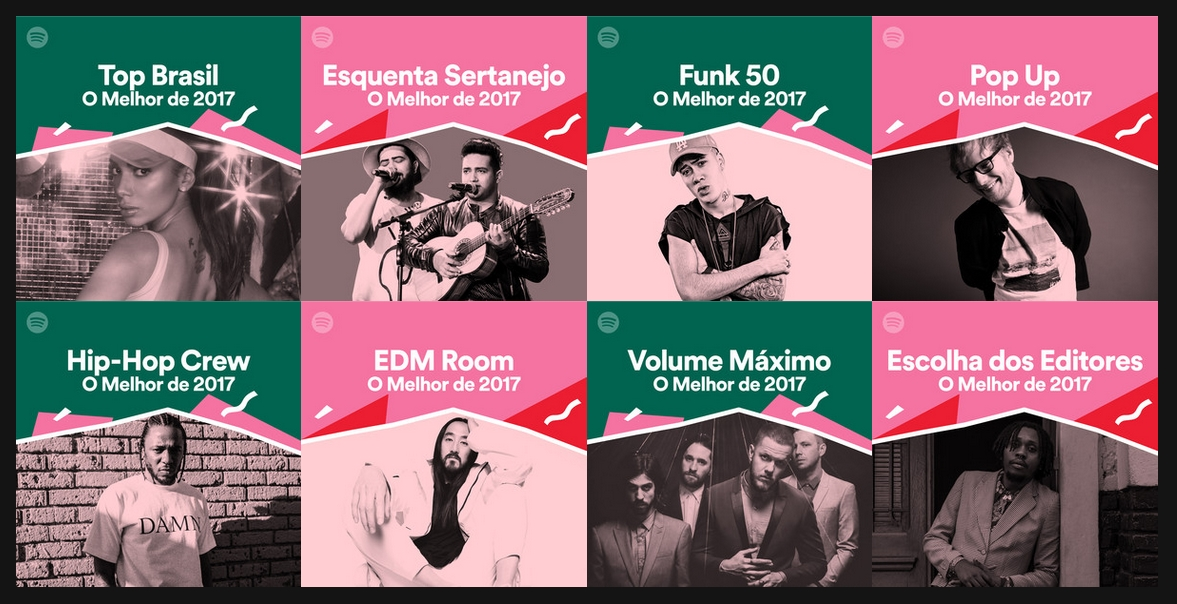 E o mais ouvido do ano no Spotify é…