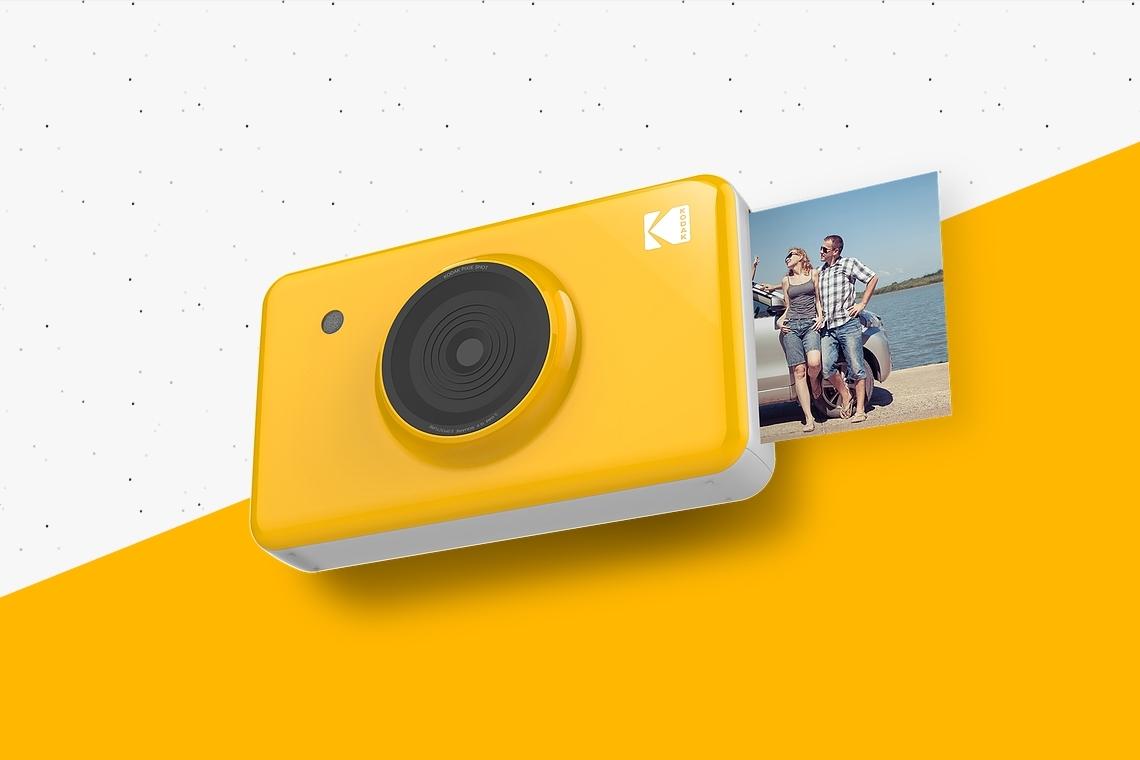 Imagem de Os polaroides estão voltando? Kodak anuncia nova câmera instantânea no tecmundo