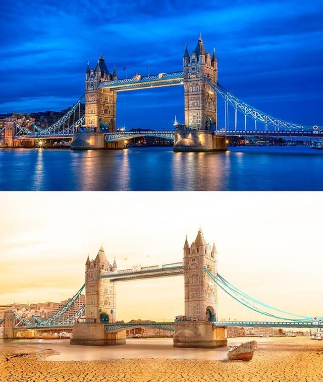 Londres, na Inglaterra