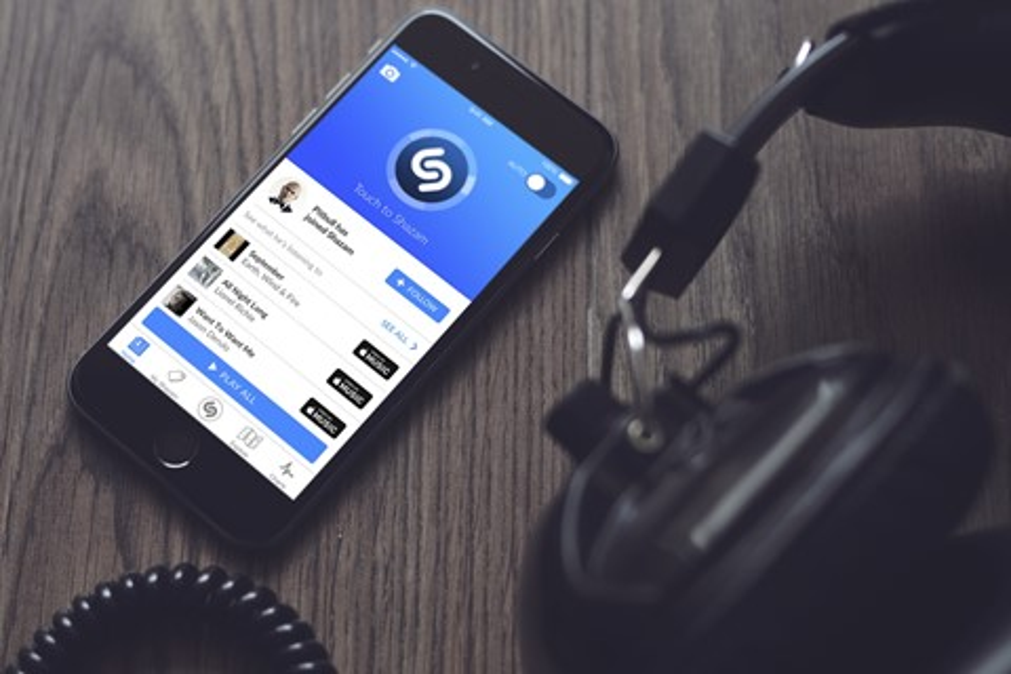 Imagem de Apple estaria comprando Shazam por US$ 400 milhões no tecmundo