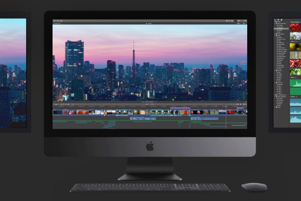 Imagem de Monstro saindo da jaula: iMac Pro confirmado para esta quinta-feira (14) no tecmundo