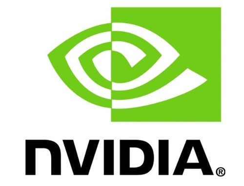 A logo da NVIDIA.