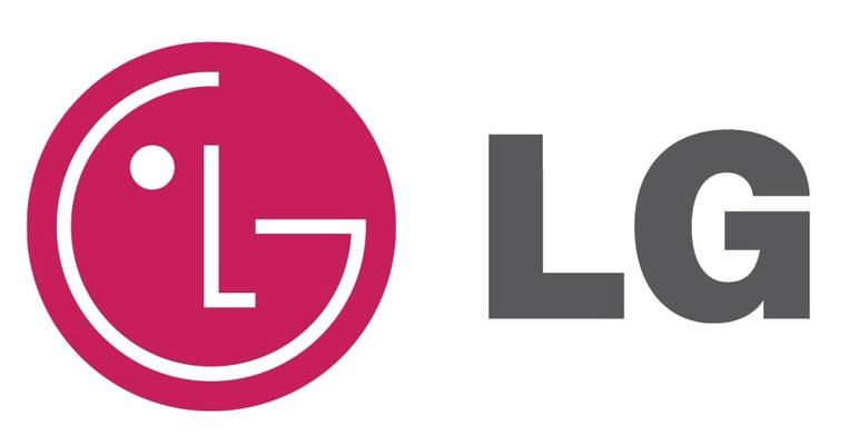 Logo da LG.