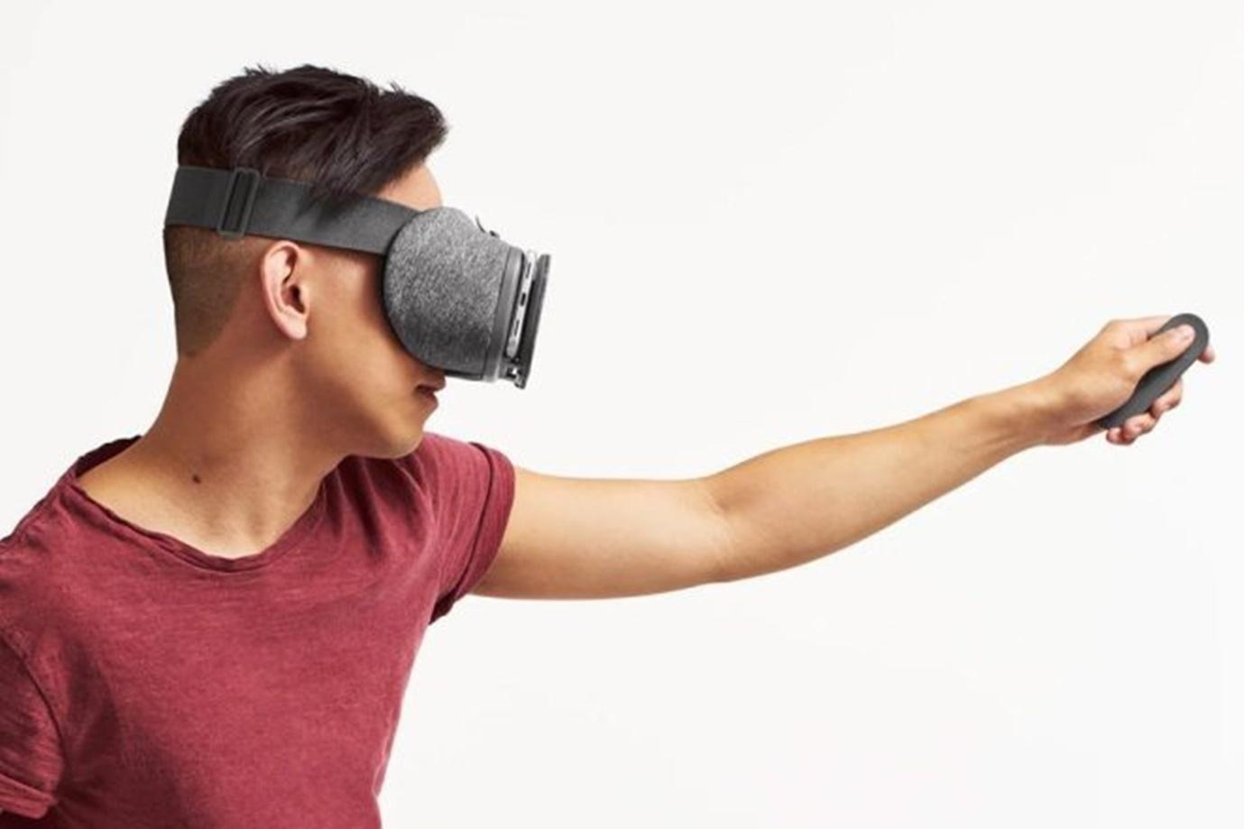 Imagem de Óculos VR da Lenovo para Google Daydream aparece no FCC no tecmundo