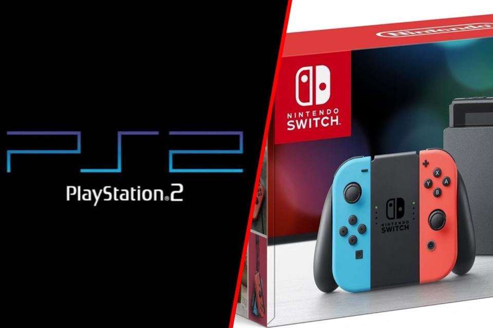 Imagem de Assustador: Nintendo Switch vendeu mais que PS2 em seu primeiro ano no tecmundo
