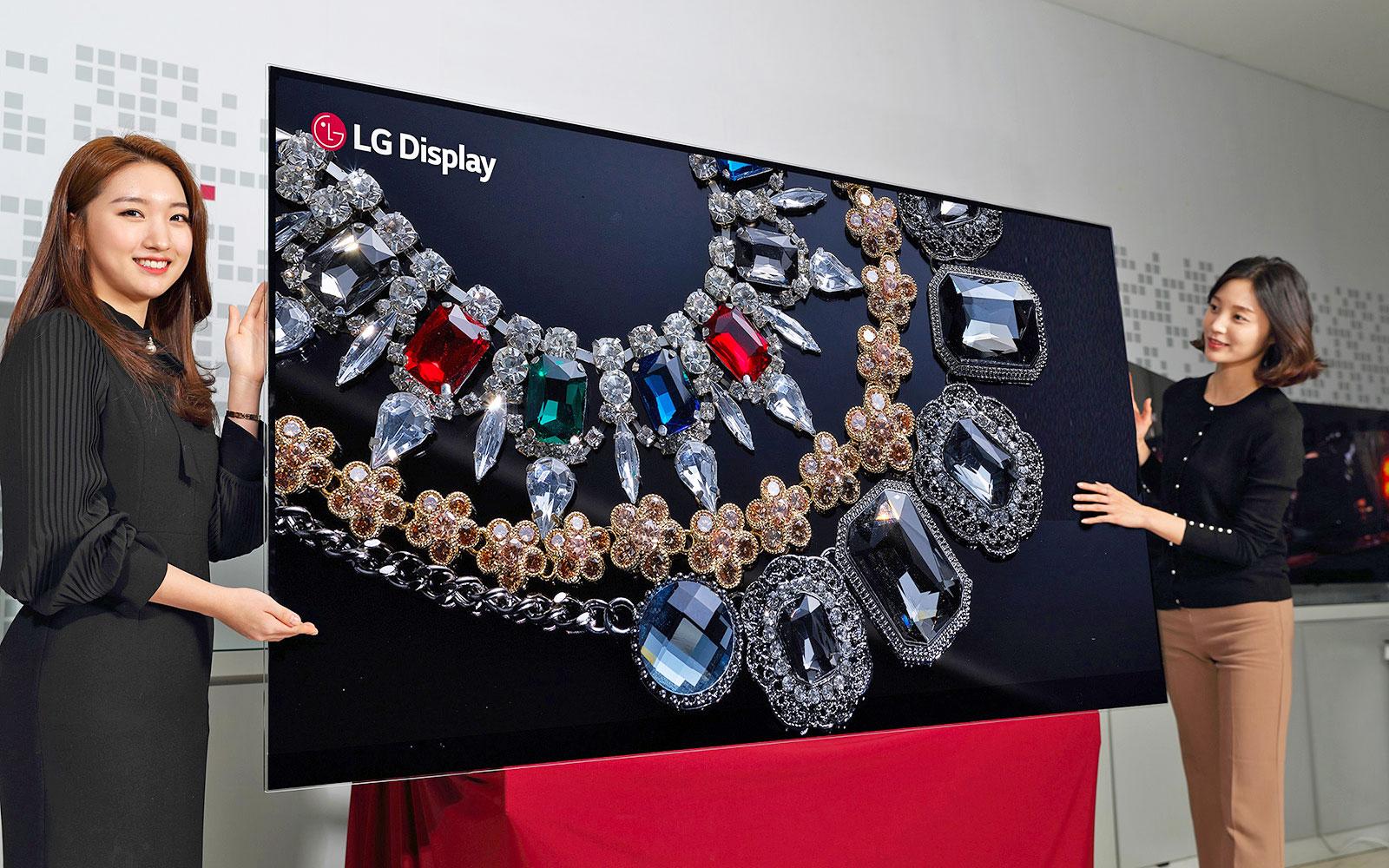 Imagem de 4K já é coisa do passado? Conheça a nova TV OLED de 88 polegadas e 8K da LG no tecmundo