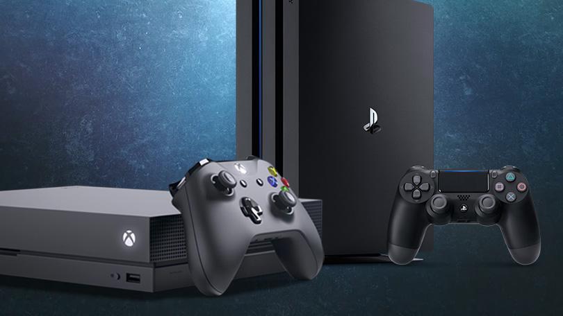 PS4 Pro e Xbox One X
