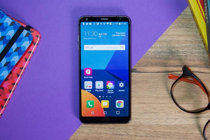 LG G6 celular top de linha