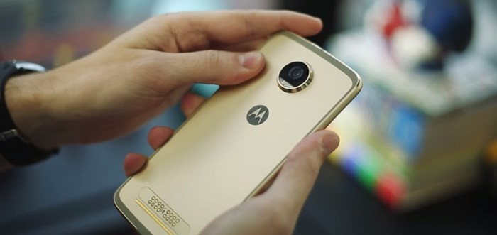 Motorola Moto Z2 Play celular